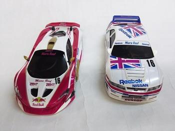 マクラーレン&R33 (1).JPG